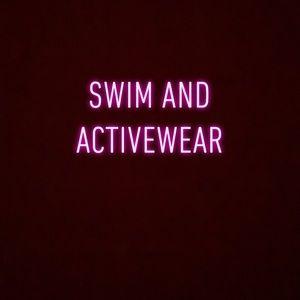 Swim and Activewear